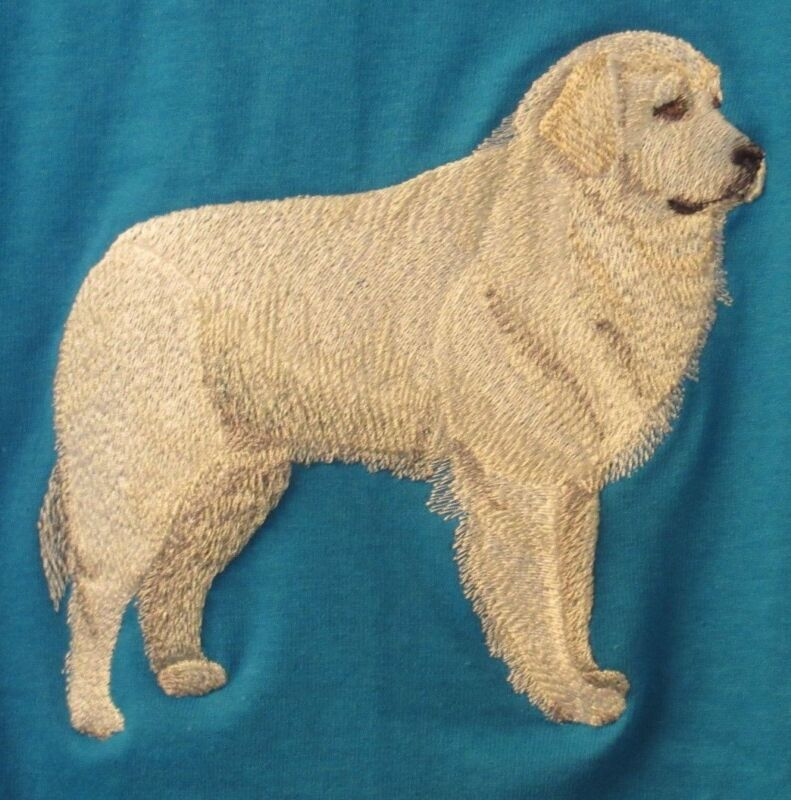 Embroidered Fleece Jacket - Great Pyrenees C9601 Sizes S - XXL