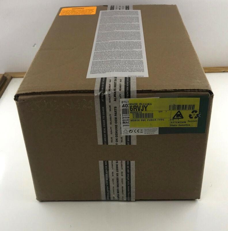 GENUINE DELL MAINTENANCE KIT (FUSER 6RVJY/18DVM + ROLLERS) for B5460 B5465