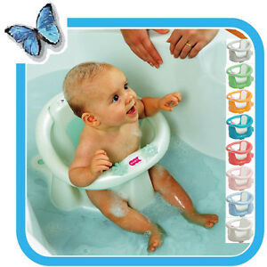 ok baby anatomical baby bath ring flipper 6 15 months