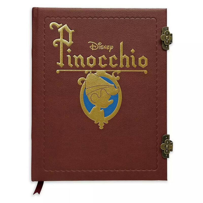 Disney - Pinocchio Storybook Replica Journal
