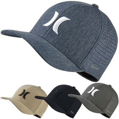 Flex Hat Cap (Hurley Men's Phantom 4.0 Dri-FIT Flex Fit Hat Cap )
