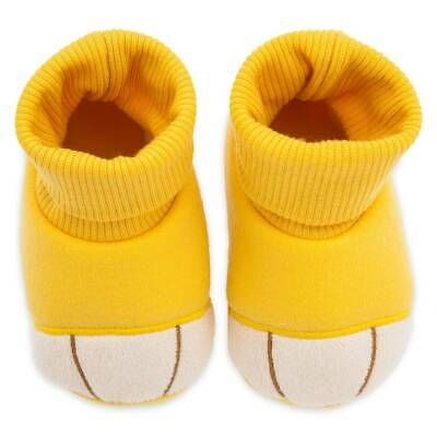 NWT Disney Store Baby Simba Costume Shoes Slippers 0 6 12 18 24M