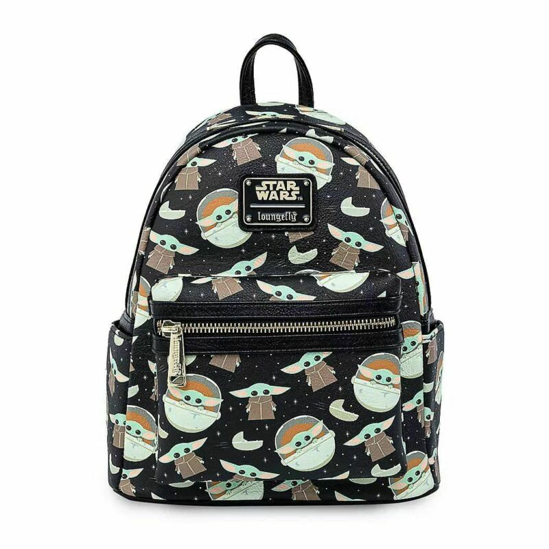 Disney Star Wars: The Mandalorian Mini Backpack