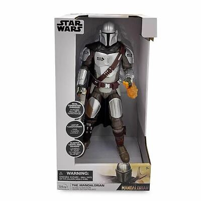 The Mandalorian Talking Action Figure – Star Wars: The Mandalorian – 15'' H