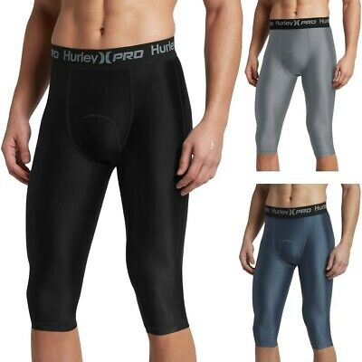 "Hurley Men's Pro 23"" Dri-FIT Compression Activewear Surf Sho"