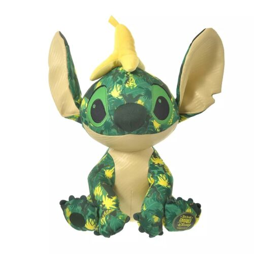 IN HAND Disney 2021 Stitch Crashes Plush September The Jungle Book authentic