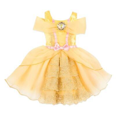 Disney Belle Baby (NWT Disney Store Belle Deluxe Costume Baby 6-12-18-24M  Beauty and the)
