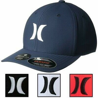 Hurley Men's Dri-FIT One and Only Flex Fit Hat Cap