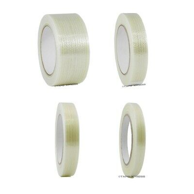 Filament Reinforced Strap Fiberglass Tape 12 34 1 2 - 3.9 Mil Free Ship