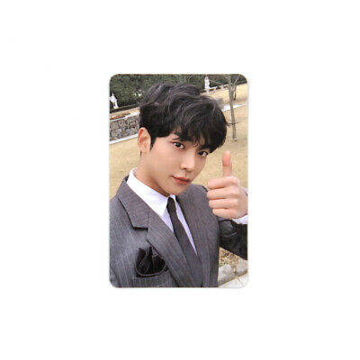[SF9]Album-FIRST COLLECTION/Good Guy/Black Rated Official Photocard A-Rowoon