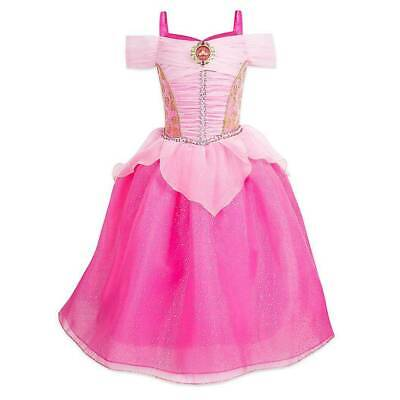 NWT Disney Store sz 5/6 Aurora Costume Dress - Aurora Maleficent' Kostüme