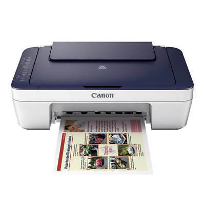 Canon PIXMA MG3022 All-In-One Printer USB Wireless-N Color Inkjet Scanner Copier