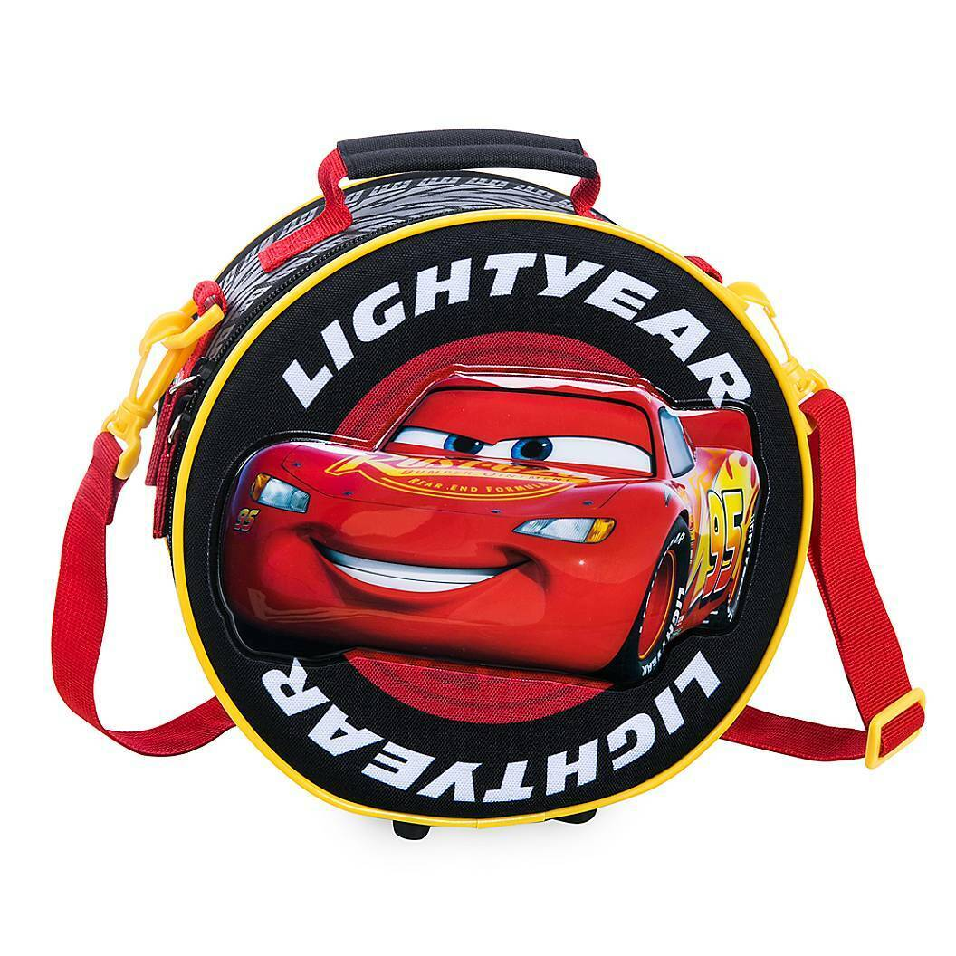 new store cars lightning mcqueen lunch box