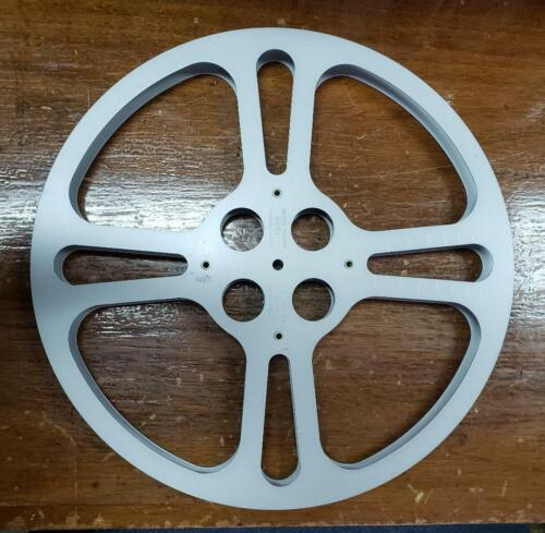 "16 MM 13 3/4"" 13.75"" Metal Motion Picture Film Take Up Reel Free FedEx 2nd Day"