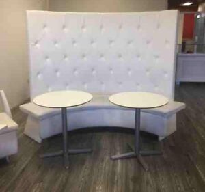 Banc Luxueuse/Restaurant / café/ salle De Reception