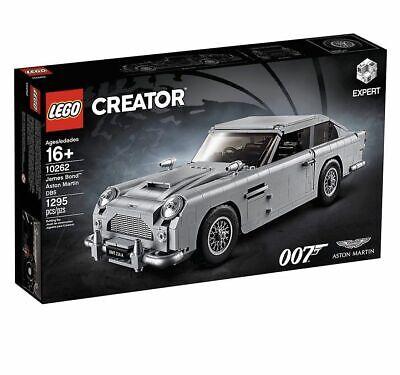 LEGO 10262 Creater James Bond Aston Martin DB5 - Brand New In Box - Free Gift!