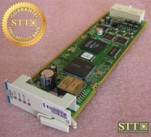 1184533l2 Adtran Opti-6100 Mx Ds3/sts-1 Tributary Module Soc2407gaa New