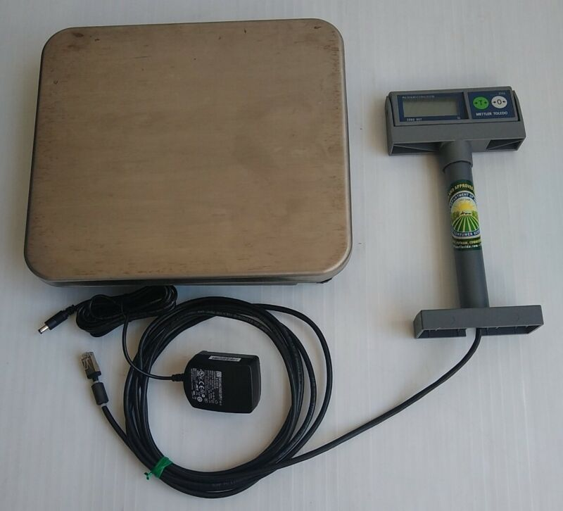 Mettler Toledo Viva Scale POS Systems with Power Adapter