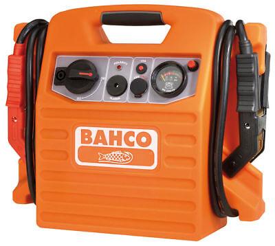 Bahco KFZ-Booster / Starthilfe / Starterbatterie BBA1224-1700 - 12 & 24 Volt - Hilfe-starter