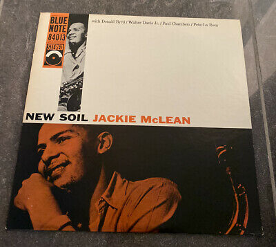 JACKIE McLEAN - NEW SOIL - LP BLUE NOTE ST 84013 VINYL JAPAN EDITION DONALD BYRD, usado comprar usado  Enviando para Brazil