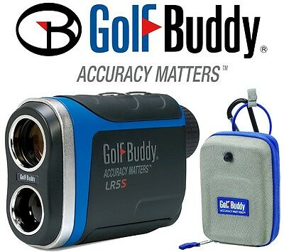 GolfBuddy LR5S Slope Edition Laser Rangefinder - Brand New - Golf Buddy