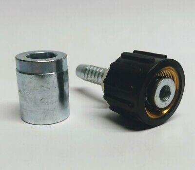 Pressure Washer Hose End Ferrule. 38 Hose Stem X Karcher 22mm