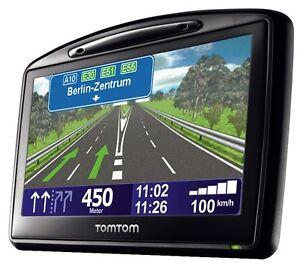 TomTom GO 7000 Truck CAMION Europe 45 Pays IQ GPS Navigation Webfleet