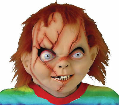 Morris Costumes Chucky Seed Of Latex Mask. 6003BS - Chucky Costumes For Men