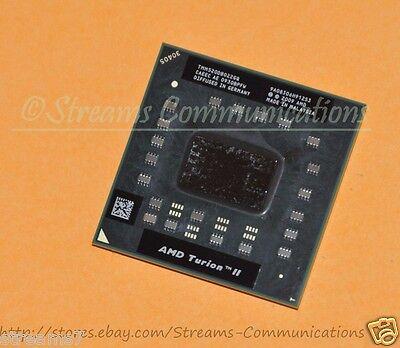 AMD Turion II Dual-Core Mobile M520 2.3 GHz Laptop Processor CPU