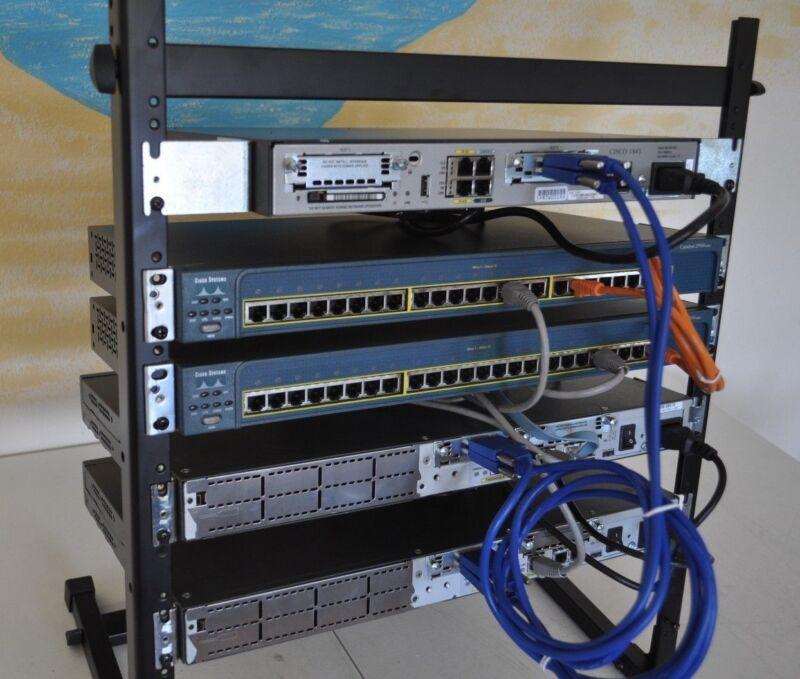 Cisco Certification CCENT & CCNA Home Lab Kit