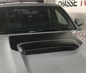 2016-2018 Toyota Tacoma Hood Scoop Decal