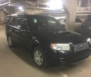 Subaru Forster 2006 Limited edition 2.5XT