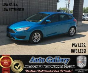 2015 Ford Focus SE *One Owner!