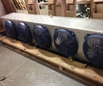 New Bohn Adtg1475sk Glycol Unit Cooler Evaporator Air Defrost 1475btu Low Prof
