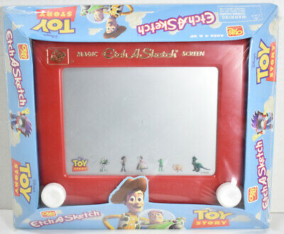 Vintage 1996 OHIO ART Original DISNEY'S TOY STORY ETCH-A-SKETCH Magic Screen NEW