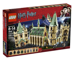 LEGO Harry Potter 4842 Hogwarts Castle- NEW