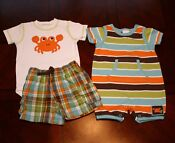 Gymboree Boys Lot NWT