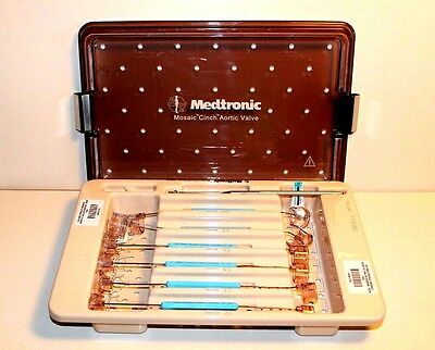 Medtronic T7308c Mosaic Cinch Surgical Set Aortic Valve
