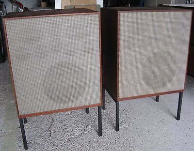 2x Grundig Hi-Fi Raumklangbox 100, sehr selten zu finden