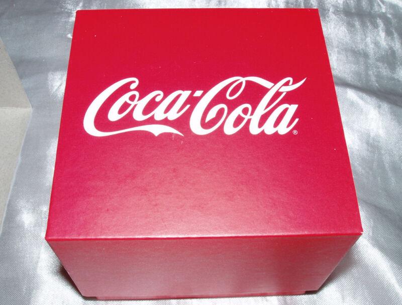 COCA COLA WATCH - JAPAN IMPORT - COKE - NEW
