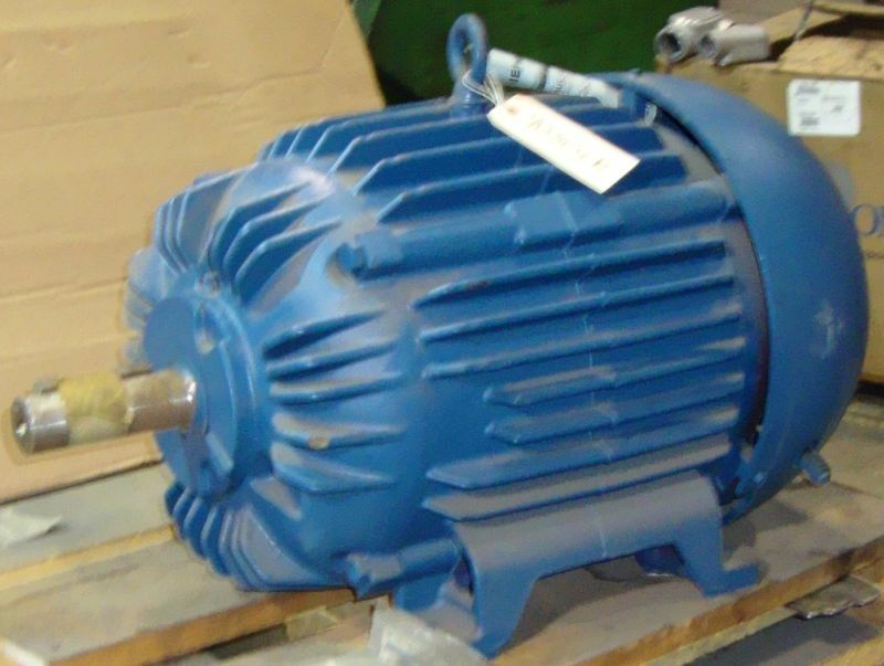 New Siemens Electric Motor HP 20 RPM 1170 9050LR