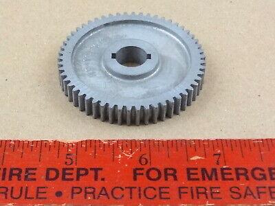 Nos Unused Atlas Craftsman 6 618 101 Lathe 54 Tooth 54t Change Threading Gear