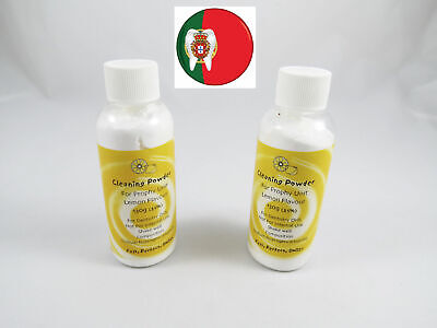 Prophy Jet Powder Lemon Dental Cleaning Powder Sodium Hydrogen Carbonate Kit2