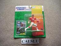 SLU -Sports Figurine Kansas City Chiefs Starting Lineup 1994  NICK LOWERY