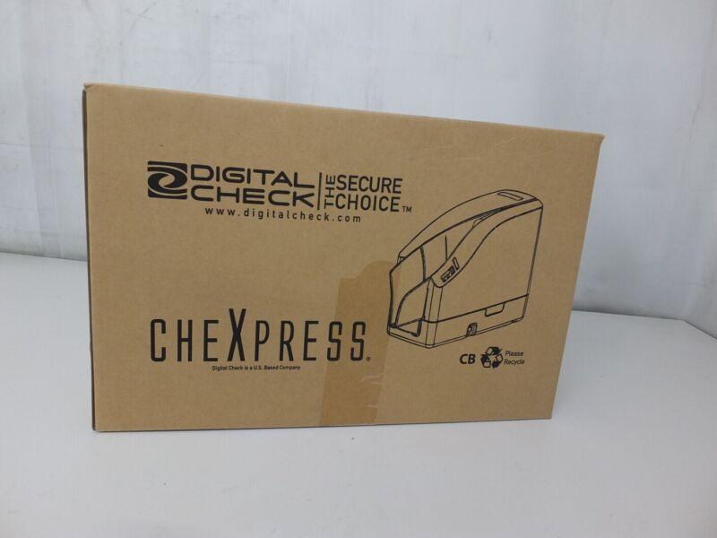 Digital Check CheXpress 30 Desktop Check Scanner