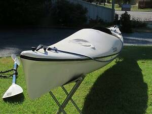 5m Sit-in Sea Kayak in as new condition –with all attachments Shoal Bay Port Stephens Area Preview