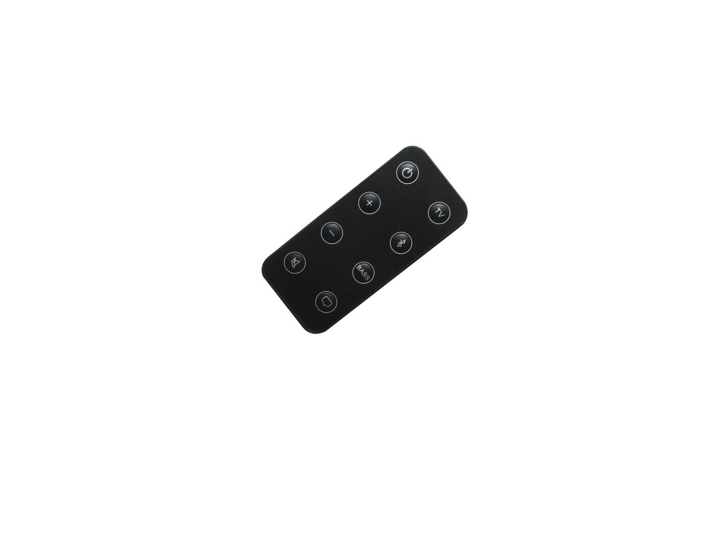 Replacement Remote Control for Bose Solo 15 Series II TV Sou