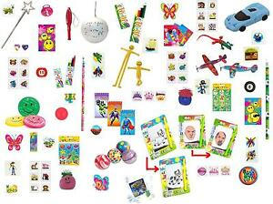 50 PINATA PARTY BAG FILLERS, LUCKY DIP PRIZES,pass the parcel,tombola prize