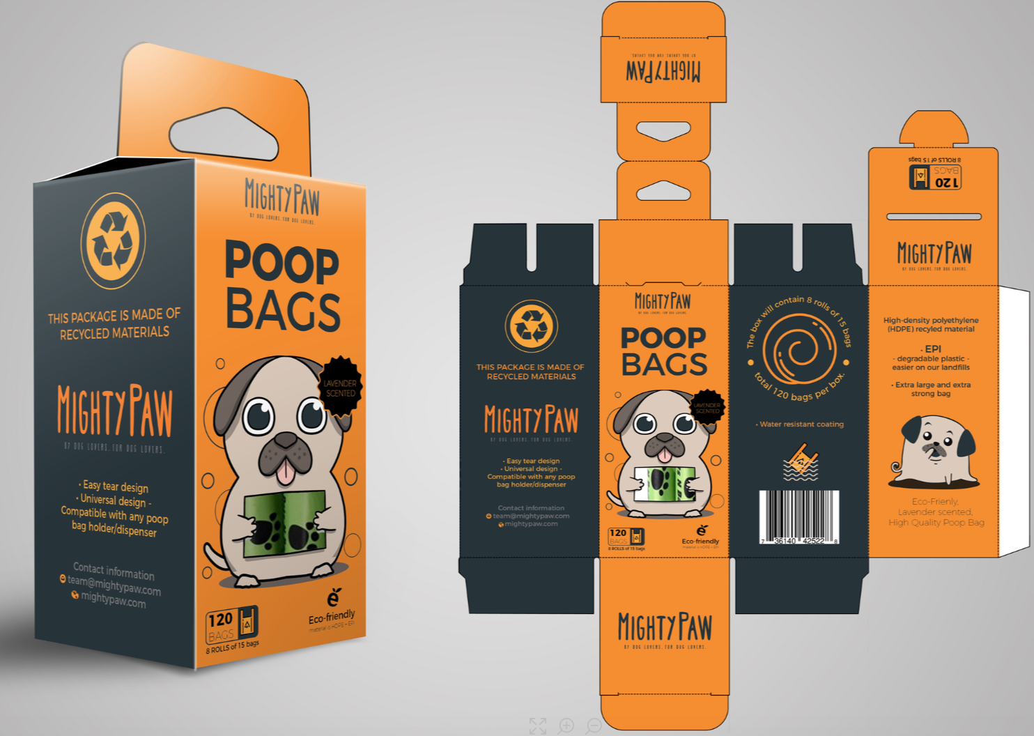 Product Package Designing Service - $19.99