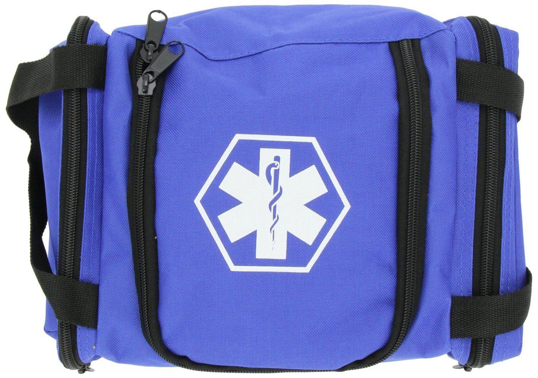 Best NEW FIRST AID RESPONDER EMS  EMERGENCY MEDICAL TRAUMA BAG KIT  FULLY STOCKED NEW EMT